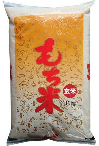 【もち米 玄米】山形産 ひめのもち 10kg