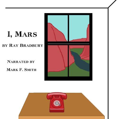 I, Mars audiobook cover art