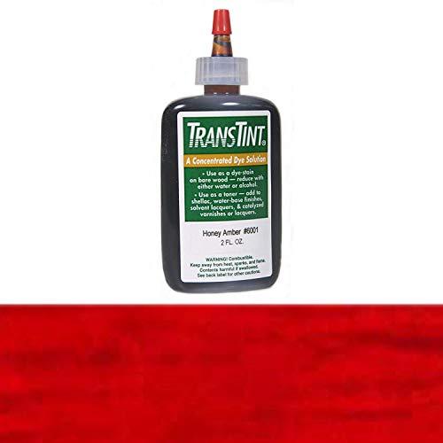 Red TransTint Dye