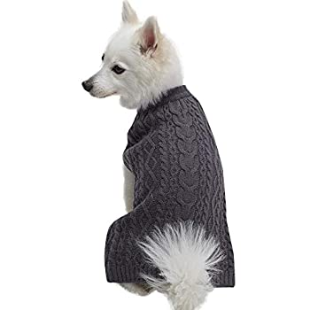 Best small dog sweater Reviews