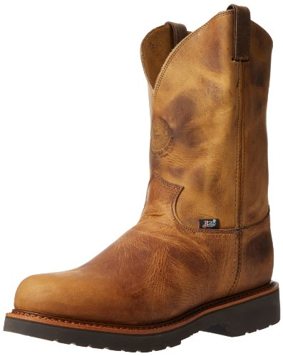 Justin Original Work Men's J-max Pull On, Rugged Tan...