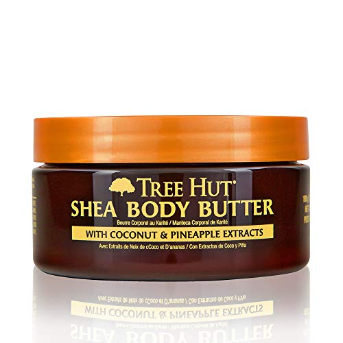 Tree Hut 24 hour Intense Hydrating Shea Body Butter, Coco Colada, 7...