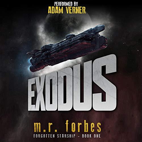 Couverture de Exodus