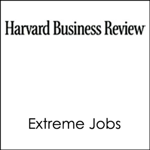 Extreme Jobs cover art