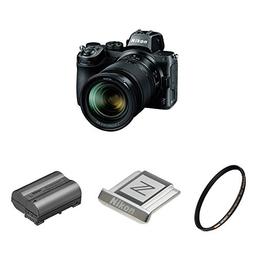 Nikon ミラーレス一眼カメラ Z5 限定キット NIKKOR Z 24-70mm f/4付属 Z5LK24-70限定セット ブラック
