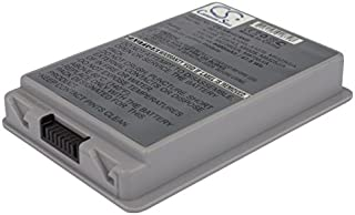 Replacement for Apple PowerBook G4 15 M9422 PowerBook G4 15 M9422LL A PowerBook G4 15 M9676 A PowerBook G4 15 M9676B A PowerBook G4 15 M9676CH A Battery
