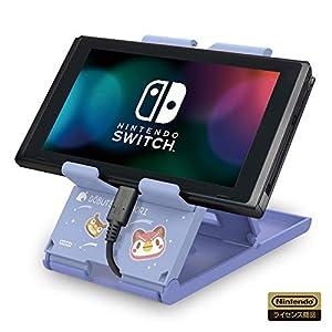 【任天堂ライセンス商品】どうぶつの森 プレイスタンド for Nintendo Switch【Nintendo Switch対応】