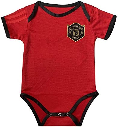 Zatucc Football Club Home Baby Bodysuit Onesie Comfort Jumpsuit for 0 18 Months Infant and Toddler product image