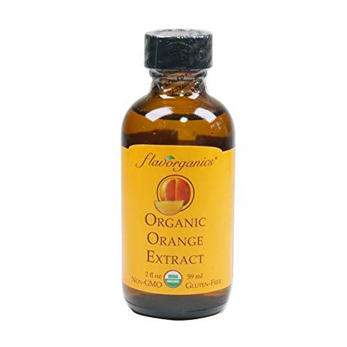 無添加 オレンジ エキストラクト 59ml ★コンパクト★ 化学香料の添加、薬品を使ってのアルコール抽出はしていないナチュラルフレーバー。パイのフィリング、アイスクリーム、ブラウニーやクッキーなど、ちょっと加えるだけでユニークな仕上がりになります。料理のソ