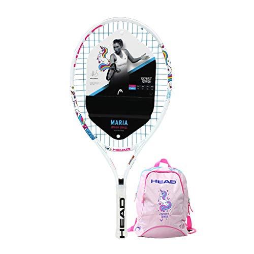 Racchetta da tennis Tennis for Bambini della Scuola Elementare for Bambini for Bambini di età Compresa tra 21 E 23/25 Pollici 3-12 Anni