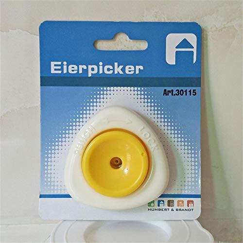 Eierstecher Innovative Egg Piercer Pricker Dividers Beater Mit Schloss Küche Craft Halbautomatische Küche Esstheke Kochwerkzeuge Eierwerkzeuge