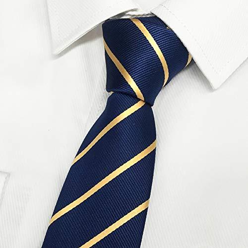 ChenTeShangMao Ropa Formal For Hombres Corbata/Camisa Azul Juvenil ...