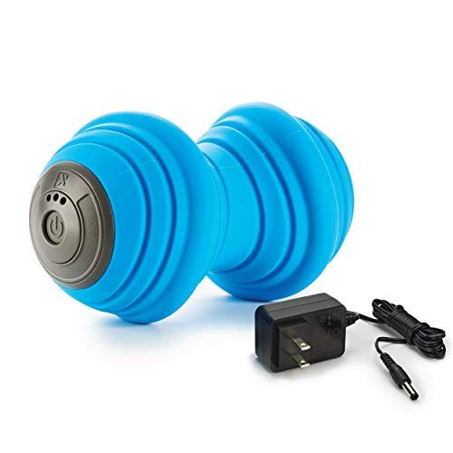TriggerPoint Charge Vibe Vibrating Faszienrolle, Kompakte Massagerolle, mit Vibrationtechnologie für Muskelentspannung, Orange, 7