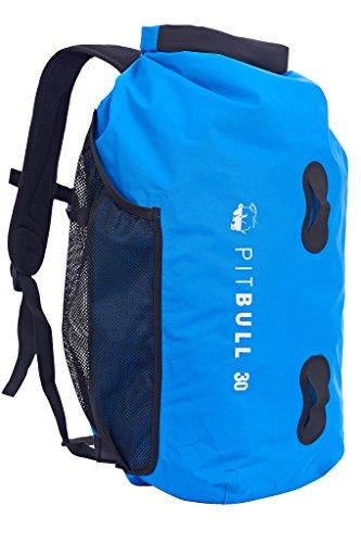 PITBULL Akilis - Zaino sportivo per esterni, 30 litri, colore: blu ultra leggero