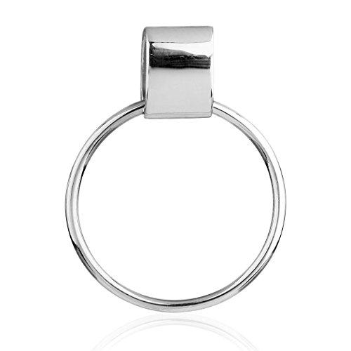 Nenalina Charm Träger für Damen Halskette für alle gängigen Charms in 925 Sterling Silber, 876017-000