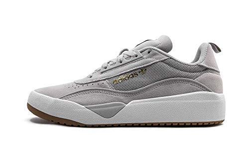 adidas Liberty Cup (White/Gum 4/Gold Metallic) Men's Skate Shoes-9