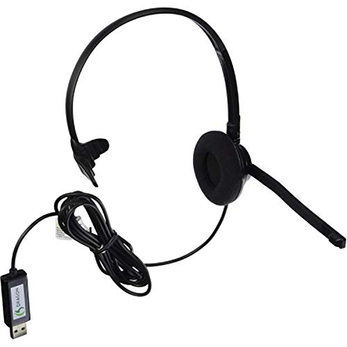 Nuance Analogue Monoaural USB Headset (HS-GEN-25)