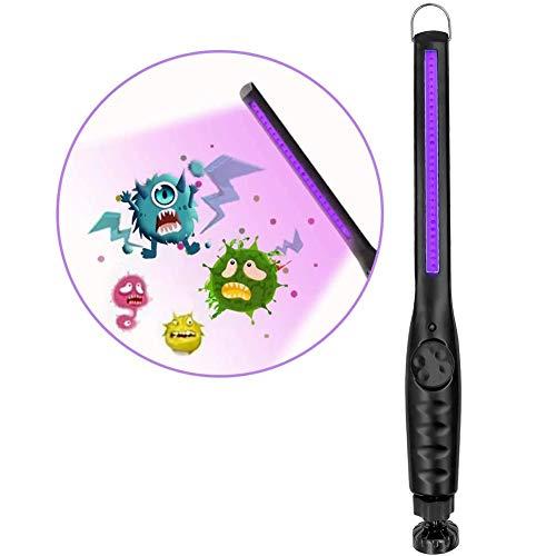 UV-Desinfektion Lampe Tragbare UV Hand Falten Home Reise Sterilisation Lampe Batterie Oder USB Powered