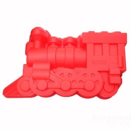 Bazaar Zug Form Kuchenform Silikonform Kuchendekoration Werkzeuge