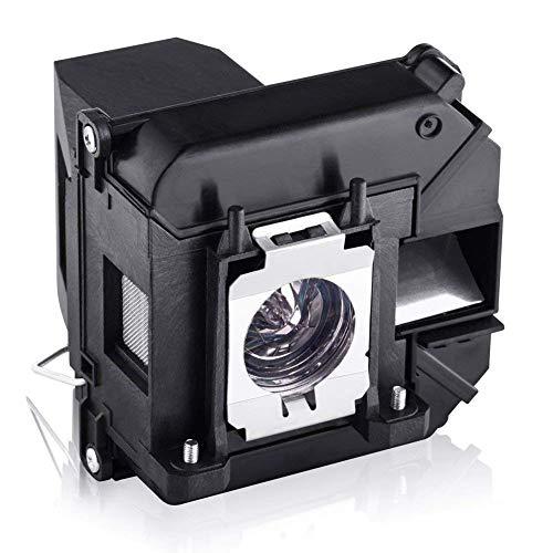 Loutoc V13h010l68 vervanglamp voor Epson ELPLP68 EH-TW5900 / EH-TW5910 / EH-TW6000 / EH-TW6000W / EH-TW6100 / EH-TW6100W / H421A / H450A / 3020/3010 projector met behuizing