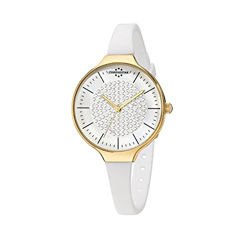 CHRONOSTAR Orologio Analogico Quarzo Donna con Cinturino in Plastica R3751248510
