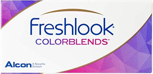 FreshLook Colorblends - Alcon - Farblinsen mit Stärke - BC 8.6 0.25