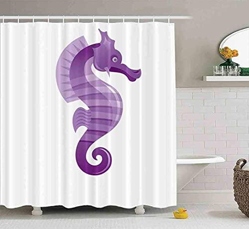 Duschvorhang Distel Suran Medizin Suran Isoliertes Dornenkraut Textil Duschvorhang Shower Curtains for Bathroom Decor 150*180Cm Top Qualität Wasserdicht, Anti-Schimmel-Effekt 3D Digitaldruck Inkl