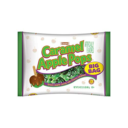 Tootsie Roll Tootsie Roll Caramel Apple Pops 24 Ounce Only $5.00 (Retail $11.00)
