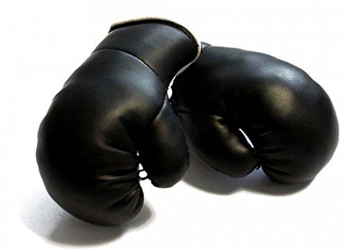 Doktor Hardstuff Mini Boxhandschuhe - Schwarz