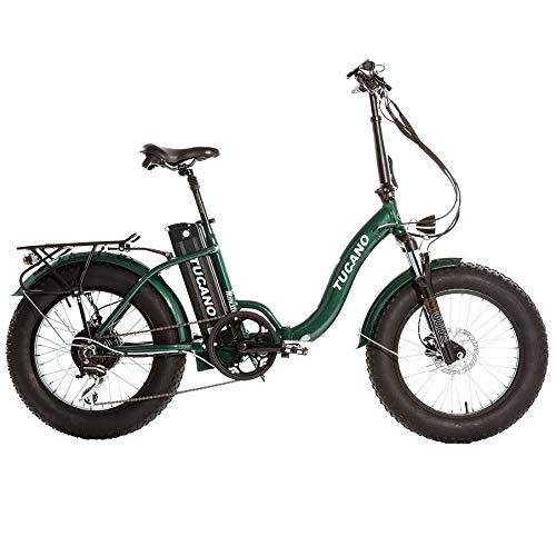 Monster 20″ LOW-e-Bike Plegable - Suspensión Delantera - Motor ...