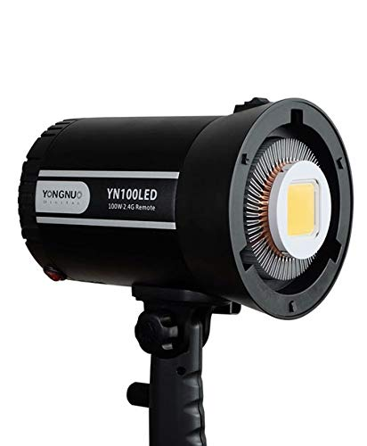 Yongnuo YN100 Led - Lámpara (13000Lm) Color Negro