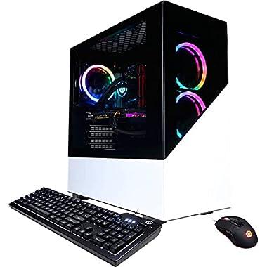 CyberPowerPC – Gamer Supreme Gaming Desktop – AMD Ryzen 7 3700X – 32GB Memory – AMD Radeon RX 6700 XT – 1TB SSD + 2TB…