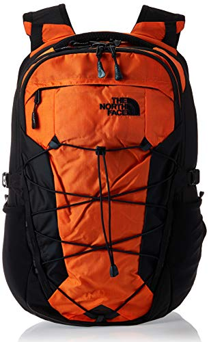 The North Face Borealis W - Mochila para mujer, color Agarre persianorngripstop/Tnfblk., tamaño talla única, volumen 21.00liters