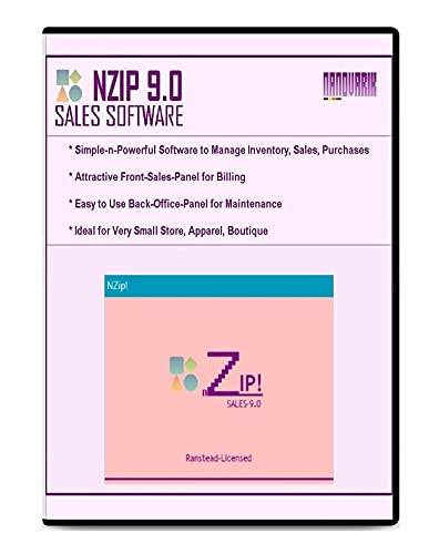 inventory softwares Retail Inventory Billing Software (Try Point of Sale NZIP)