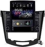 Android 9.1 Pantalla de 9.7 Pulgadas Vertical del GPS del Coche de Radio para Nissan Qashqai 2016-2019 Soporte de navegación GPS/Multimedia/Espejo Enlace/Bluetooth SWC DSP FM Am etc.