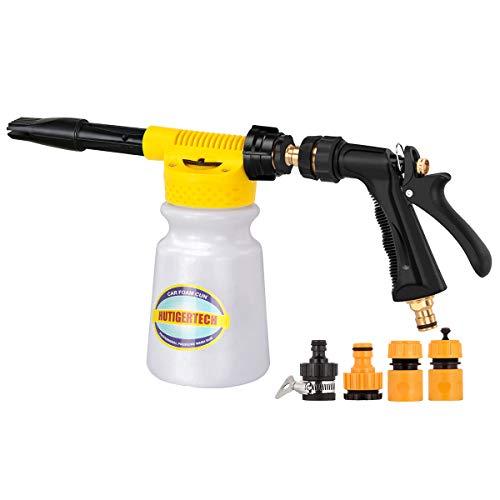 Hutigertech Car Foam Gun Foam Blaster with The Adjustment dial, Car Wash...