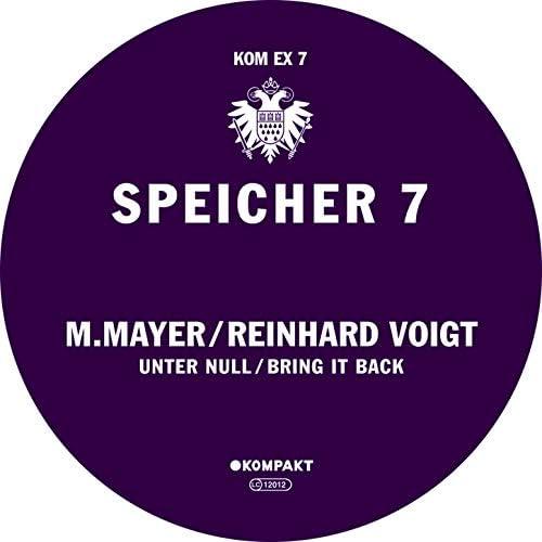 Michael Mayer & Reinhard Voigt
