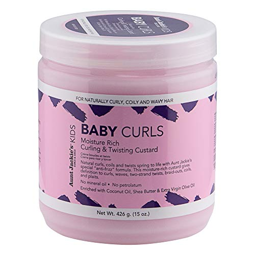 Aunt Jackies Girls Baby Curls and Twisting Cream