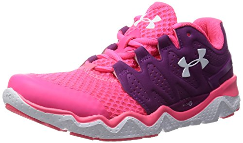 Under Armour Women's Micro G Optimum Running Shoes - SS15-11 - Pink