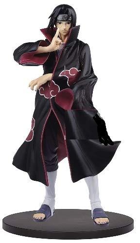 607160b - Naruto Shippuden - Figurine Vibration Stars 18cm - Uchiha Itachi (PlayStation 4)