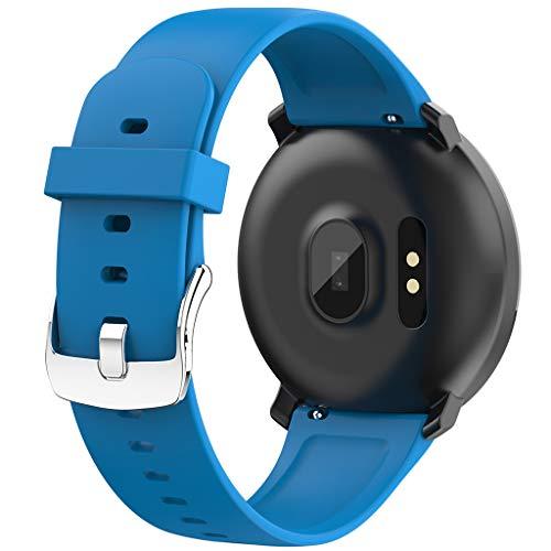 Unisex Allround-Multisportuhr mit GPS,M30 smart Fitness Armband pulsmesser Color Bildschirm Running und Triathlonuhr
