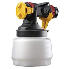 NEW FRONT END: The iSpray front end nozzle provides an improved spray pattern for your Wagner FLEXiO and other select Wagner HVLP sprayers. It delivers a concentrated spray pattern for faster coverage. Includes ONLY iSpray nozzle assembly. Sprayer an...