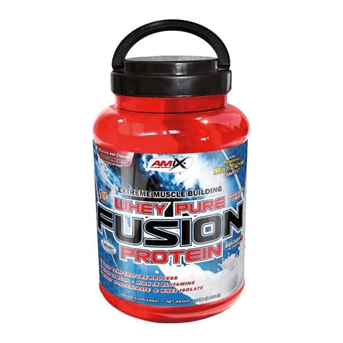 AMIX Whey Pure Fusion, Chocolate - 1 kg