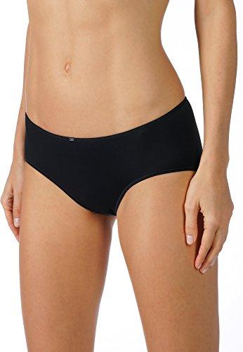 Mey Basics Serie Soft Shape Damen Hipster Schwarz 44
