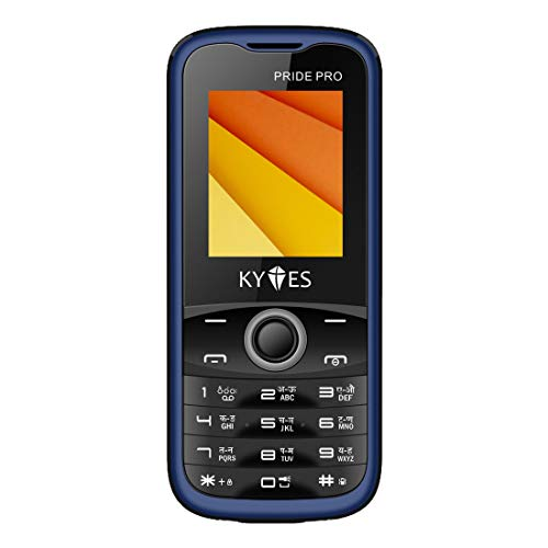 Kytes Basic Feature Dual Sim with 1800mAh Battery, 1.8 inch Display Screen, 0.8 MP Camera & Wireless FM Radio 2G Mobile Phone