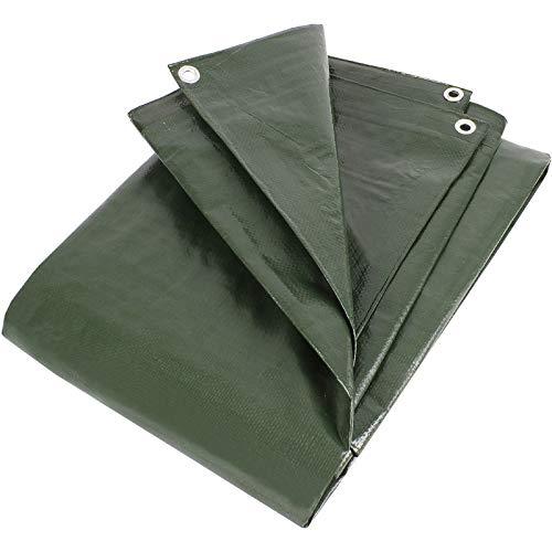 Bâche en tissu 210 g/m² 3 m x 6 m avec œillets Extra Forte Bâche multi-usages Bâche