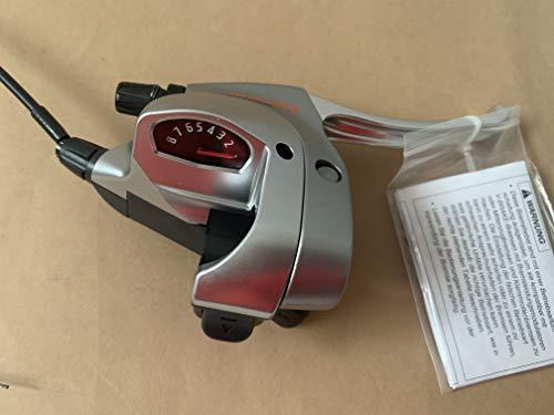 Nexus Shimano ST-8S20 8-Gang Schalt-/Bremshebel für Nabenschaltung NEU!
