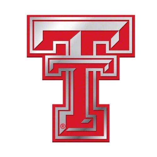 Team ProMark Texas Tech Red Raiders Ultra Premium Metal Car Emblem