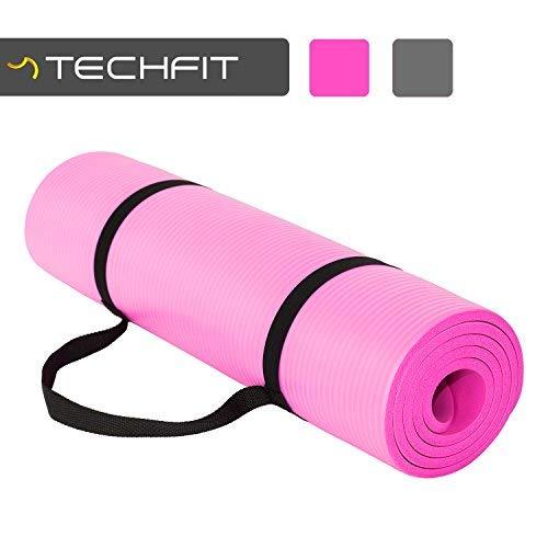 El colchón perfecto para hacer ejercicios de yog