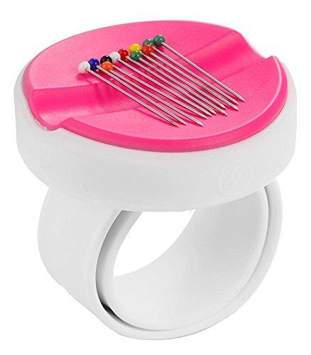 BabySnap Magnetnadelkissen Armband rosa